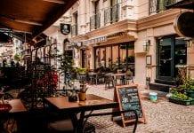restoranas Paryžiuje
