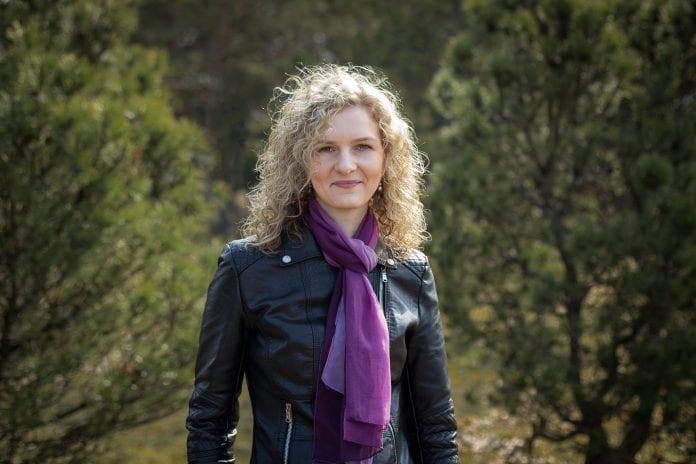 Laisvos visuomenės instituto direktorė Diana Karvelienė