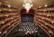 """Teatro alla scala"" Milane"