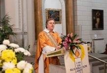 Airijos lietuvių katalikų sielovados kunigas Egidijus Arnašius
