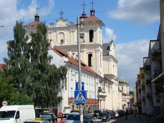 Vilniaus Šventosios Dvasios bažnyčia