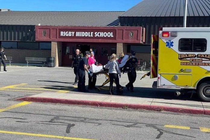 Idaho mokykla