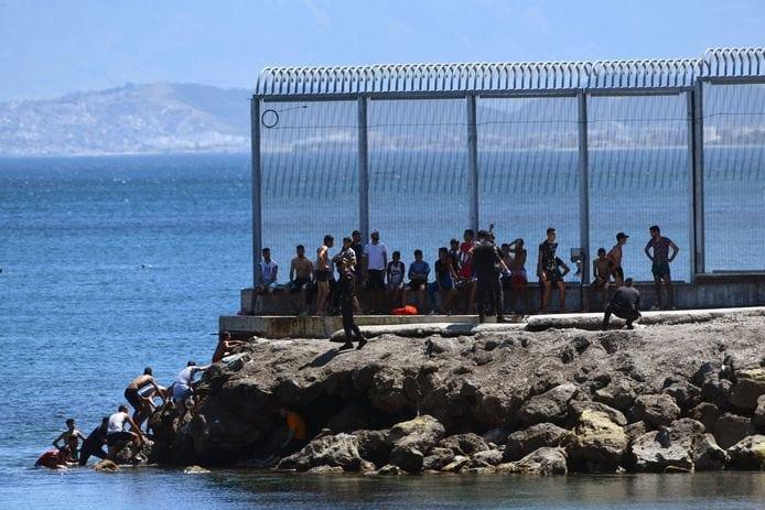 Migrantai Seutoje