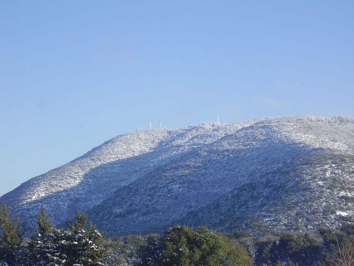 Merono kalnas