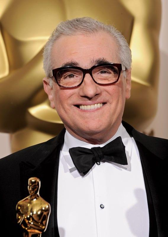 Martinas Scorsese su Oskaro statulėle