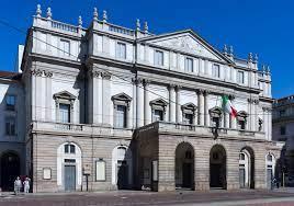 """Operos rūmai """"La Scala"""" Milane"""