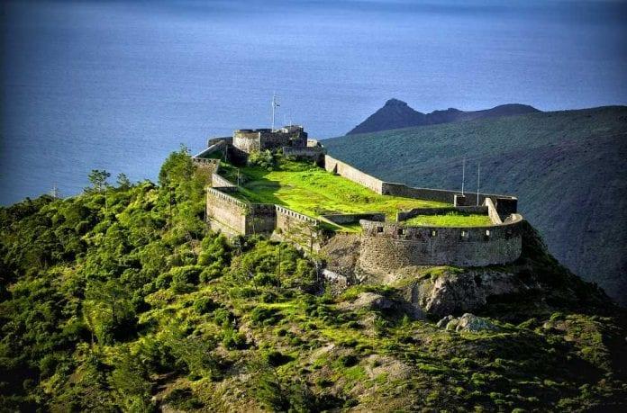 Šventosios Elenos saloje Pietų Atlante