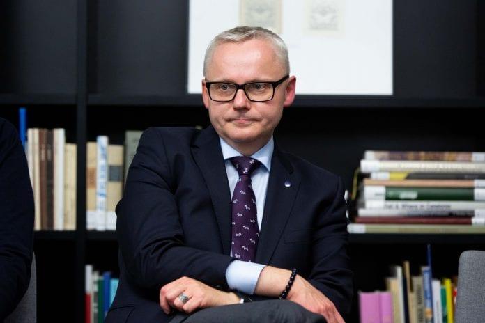 Advokatas Vytautas Mizaras
