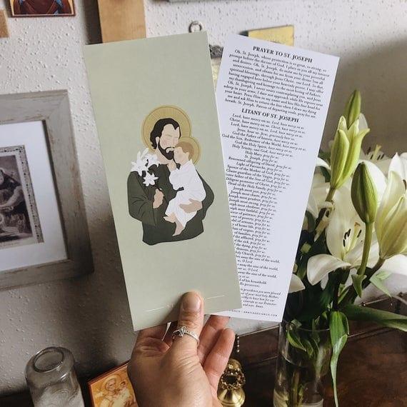 Šv. Juozapo litaniją nuspręsta papildyti septyniais naujais kreipiniais