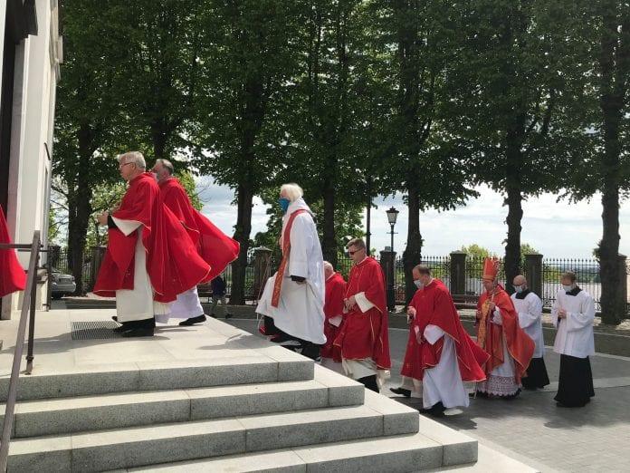 Telšių vyskupijos šventė