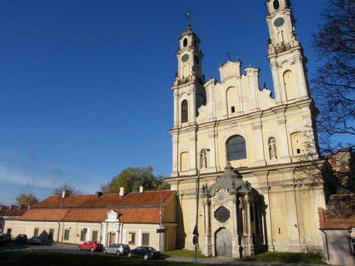 Vilniaus Misionierių bažnyčia