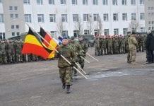 Vokietijos kariai Rukloje
