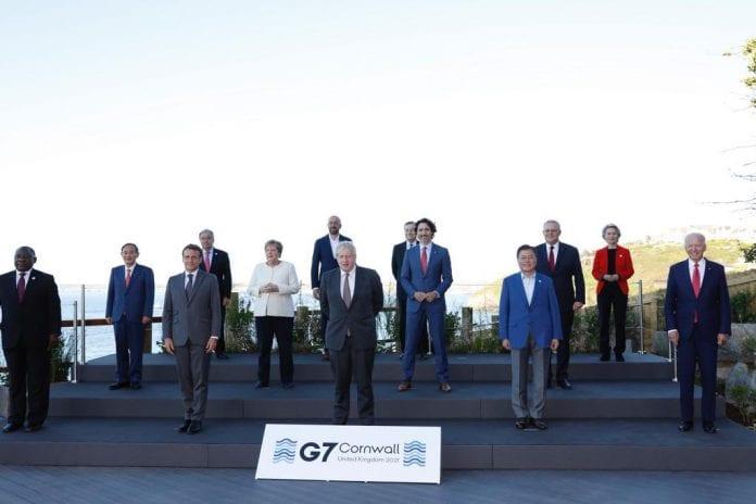 G-7 susitikimas