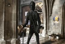 skulptūra Jono