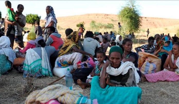 Etiopijos Tigrajaus regiono gyventojai