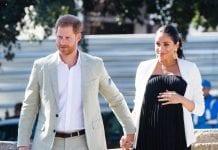 Didžiosios Britanijos princas Harry ir jo sutuoktinė Meghan Markle