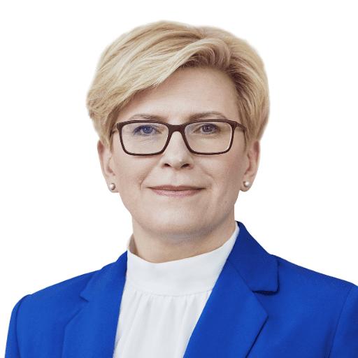 Premjerė Ingrida Šimonytė