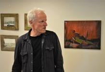 Romualdo Balinsko tapybos darbų paroda