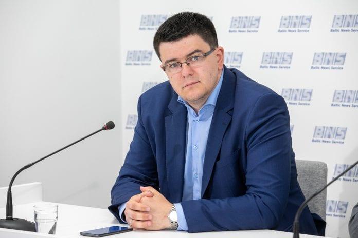 Politologas Vytautas Sinica