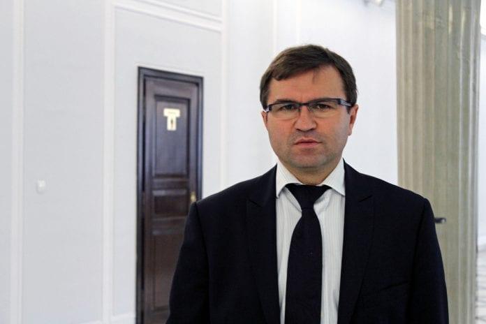 Zbigniewas Girzynskis – vienas iš trijų pasitraukusiųjų