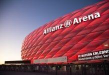 """Allianz"" arena"