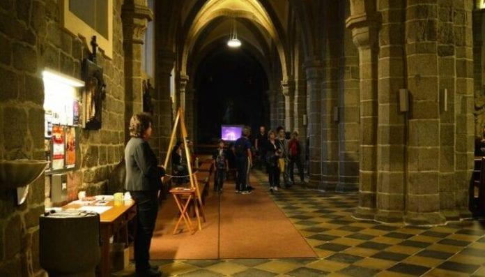 Čekijoje vyko Bažnyčių naktis