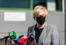 Ministrė Pirmininkė Ingrida Šimonytė