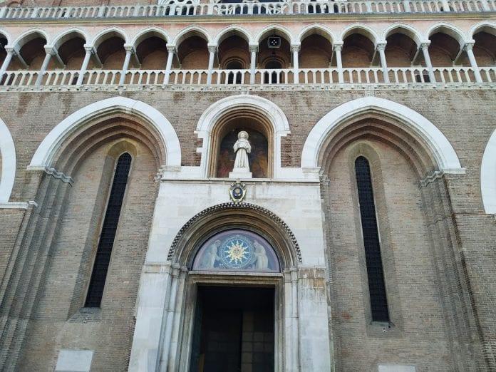Šv. Antano Paduviečio katedra Paduvoje, Italijoje