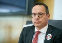 Seimo Užsienio reikalų komiteto pirmininkas Žygimantas Pavilionis