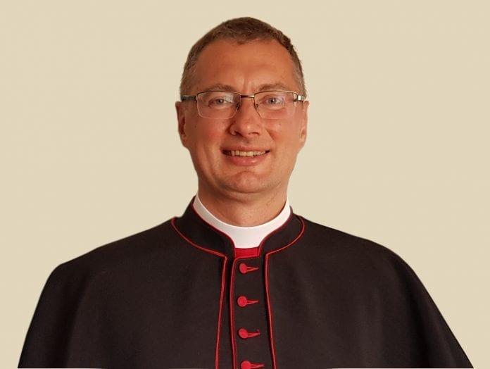 Arkivyskupas nominatas Visvaldas Kulbokas