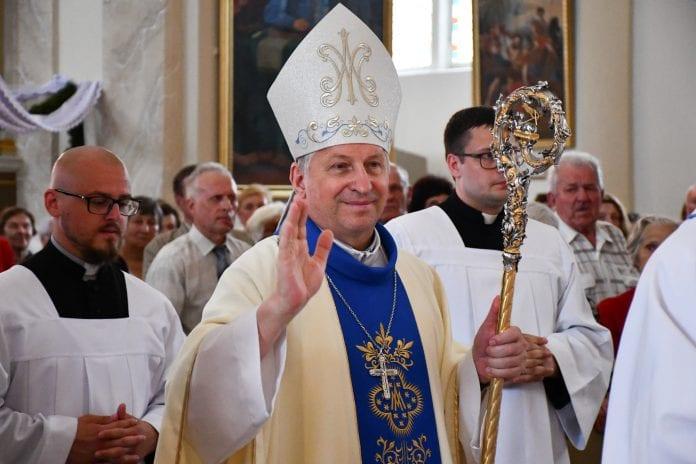 Vilkaviškio vyskupijos vyskupas Rimantas Norvila