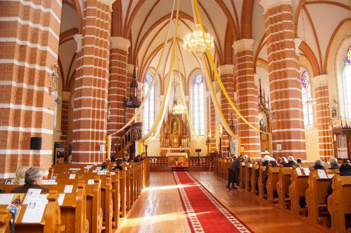 Panemunėlio Šv. Juozapo globos bažnyčia / Giedriaus Kujelio nuotr.