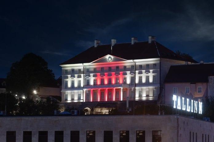 Parlamento rūmai Taline, Estijoje