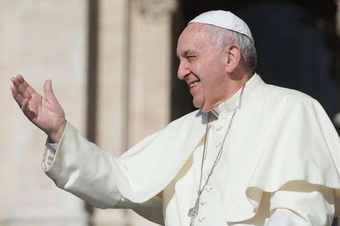 """Popiežius Pranciškus / """"Twitter"""