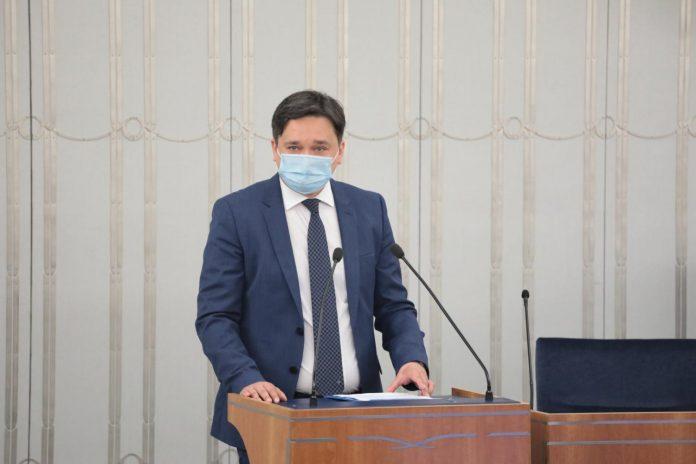 Naujasis žmogaus teisių ombudsmenas M. Wiacekas