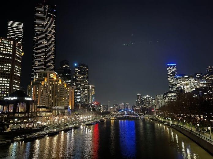 Naktinis Melburnas