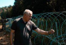 krašto apsaugos ministras Arvydas Anušauskas