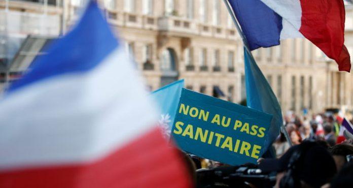 Protestai Prancūzijoje
