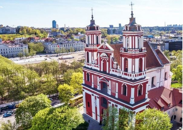 Vilniaus šv. apaštalų Pilypo ir Jokūbo bažnyčia