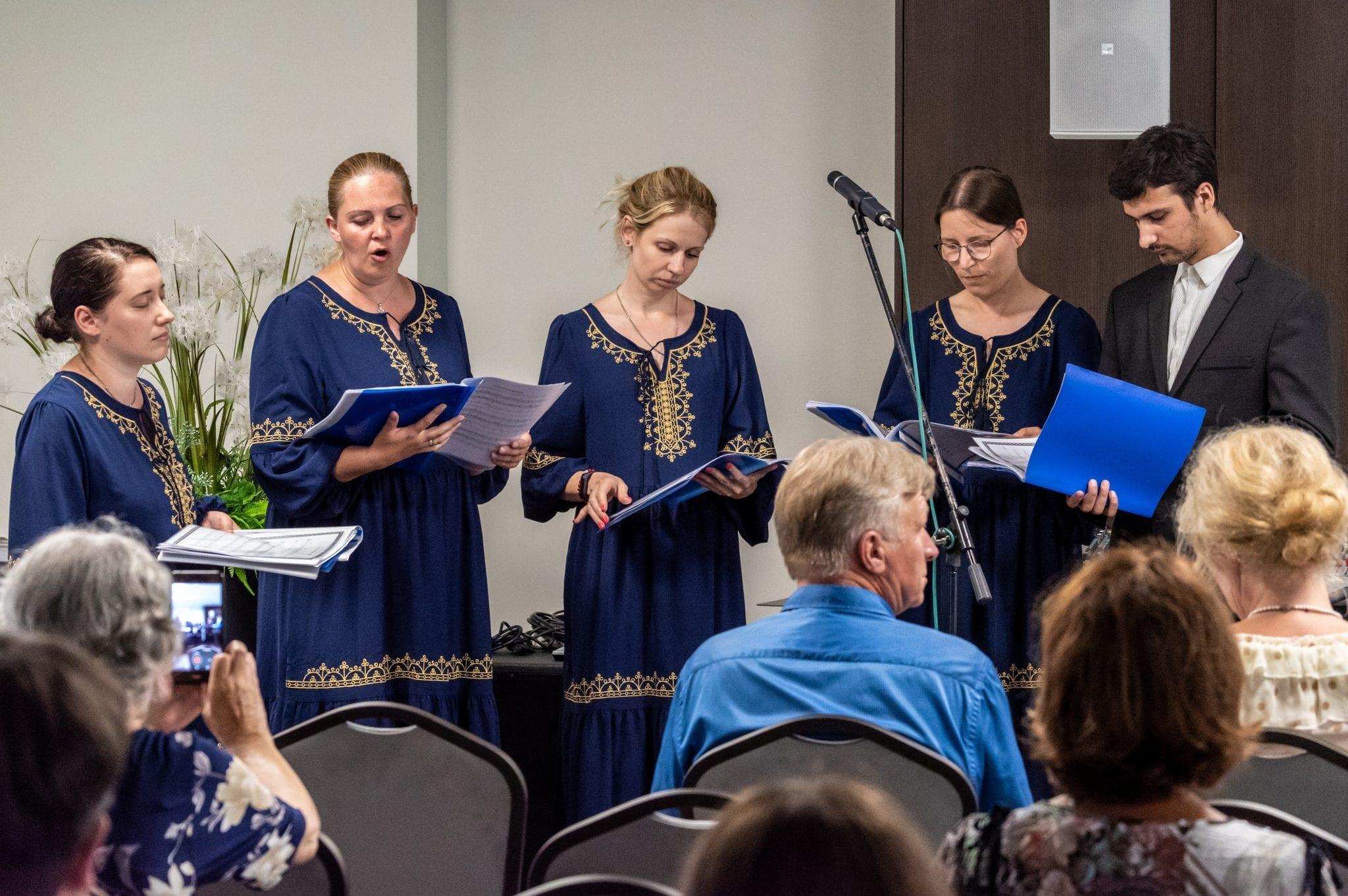 Vilniaus šv. Paraskevės ortodoksų parapijos choras