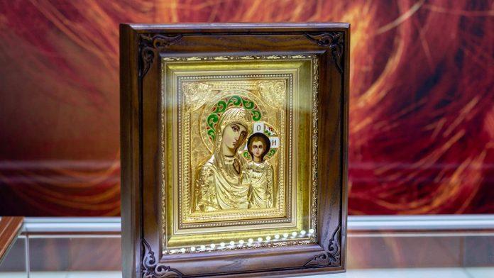 Dievo Motinos ikona
