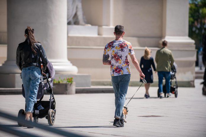 Gyvenimas Vilniuje
