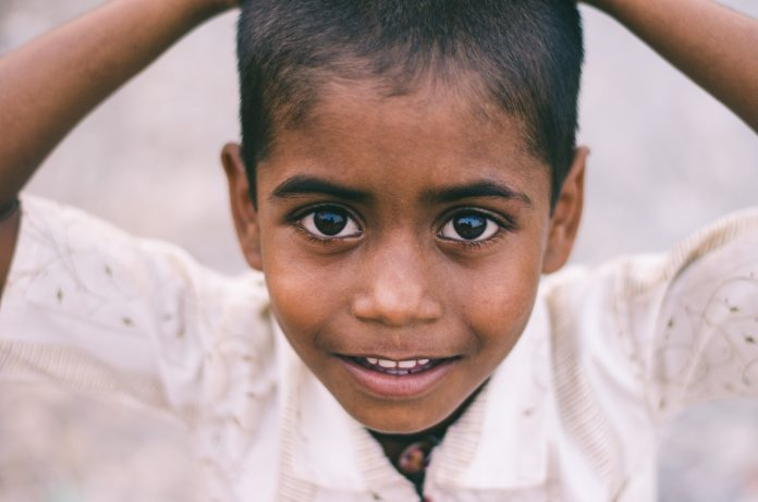 Irakietis vaikas