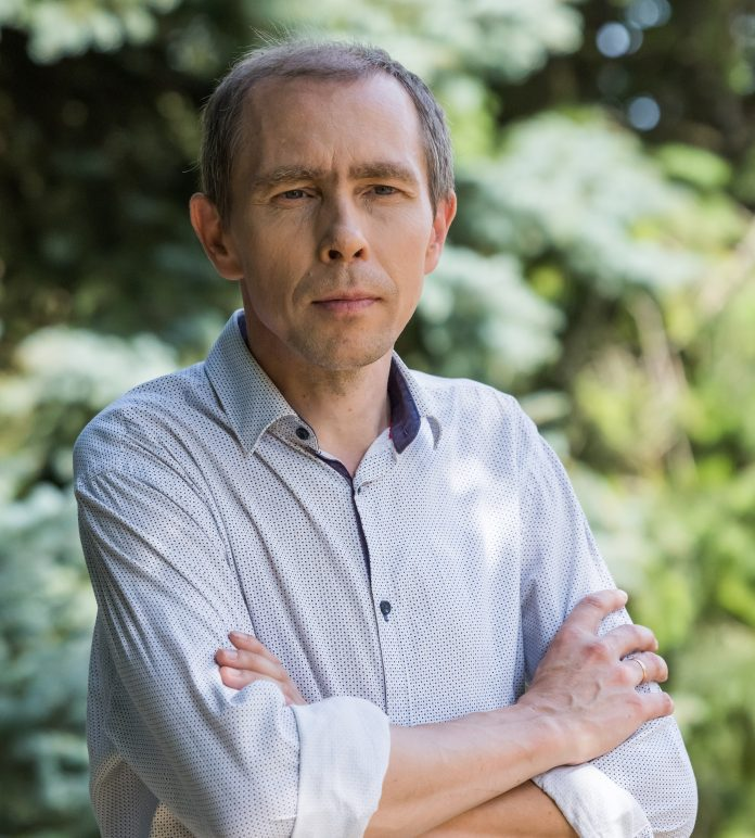 Teisininkas, Nacionalinio susivienijimo kandidatas į Trakų rajono merus Ramūnas Aušrotas / Asmeninio archyvo nuotr.