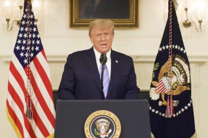 Buvęs JAV prezidentas Donaldas Trumpas