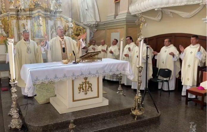 Kauno arkivyskupas metropolitas Kęstutis Kėvalas