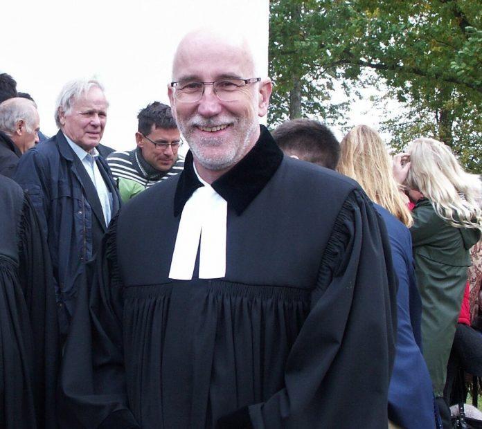 Teologas Holger Lahayne / Asmeninio archyvo nuotr.