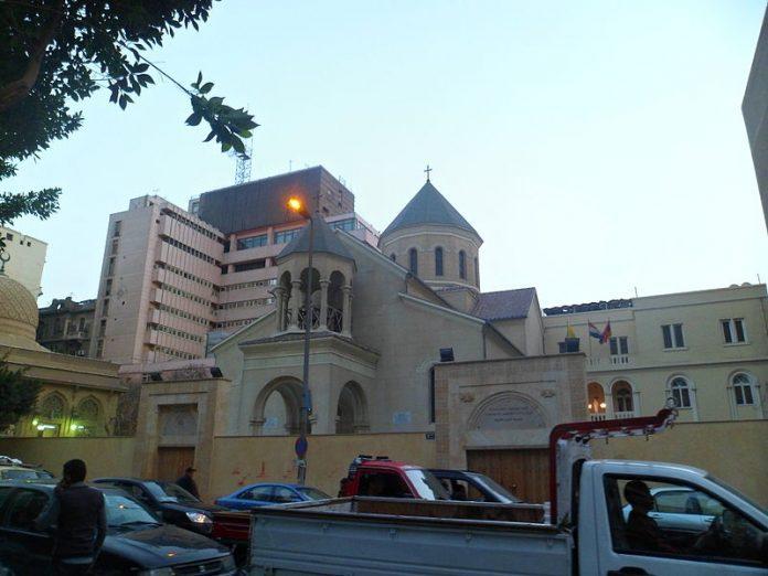 Kairo Apreiškimo katedra
