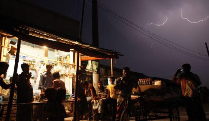 Žaibas Bangladeše