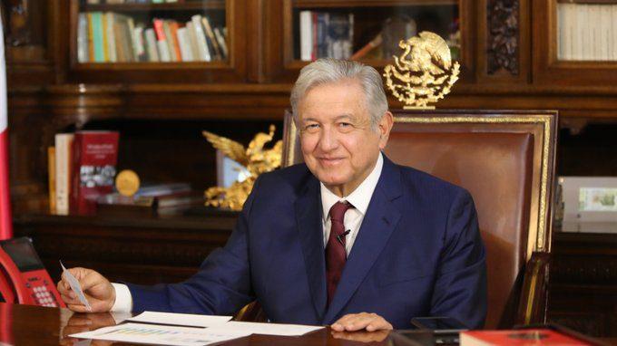 Meksikos prezidentas Andresas Manuelis Lopezas Obradoras